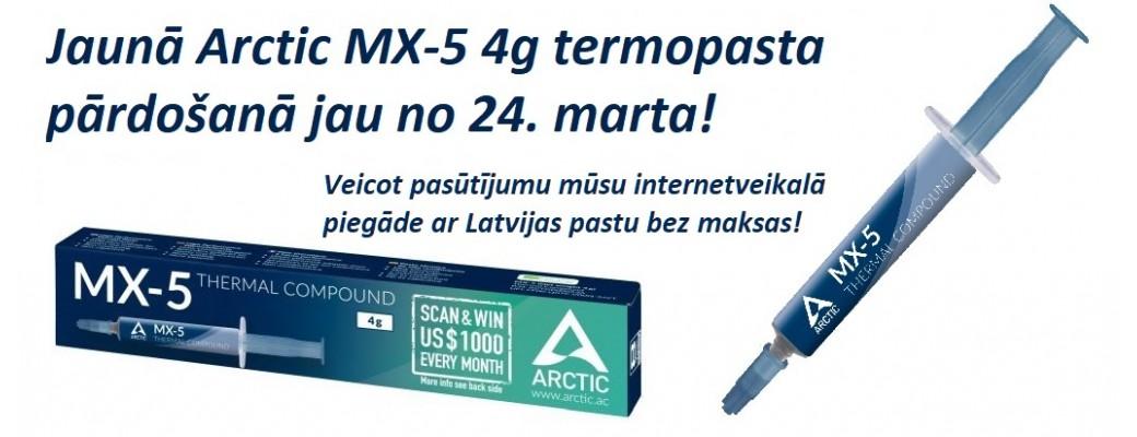 Arctic MX-5
