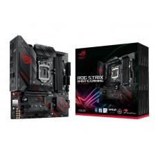 Mainboard ASUS Intel B460 Express LGA1200 MicroATX 1xPCI-Express 3.0 1x 2xPCI-Express 3.0 16x 2xM.2 Memory DDR4 Memory slots 4 1xHDMI 1xDisplayPort 2xUSB type C 6xUSB 3.2 1xRJ45 5xAudio port ROGSTRIXB460-GGAMING