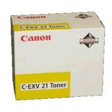 TONER YELLOW C-EXV21/0455B002 CANON