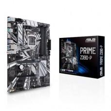 Mainboard|ASUS|Intel Z390 Express|LGA1151|ATX|4xPCI-Express 3.0 1x|2xPCI-Express 3.0 16x|2xM.2|Memory DDR4|Memory slots 4|1xHDMI|1xDisplayPort|1xAudio-In|1xAudio-Out|1xMicrophone|6xUSB 3.1|2xPS/2|1xRJ45|PRIMEZ390-P