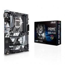 Mainboard|ASUS|Intel B365 Express|LGA1151|ATX|4xPCI-Express 1x|2xPCI-Express 3.0 16x|2xM.2|Memory DDR4|Memory slots 4|1x15pin D-sub|1xDVI|1xHDMI|2xUSB 2.0|4xUSB 3.1|1xPS/2|1xRJ45|3xAudio port|PRIMEB365-PLUS