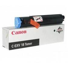 TONER BLACK C-EXV18 8.4K//IR1018/1022 0386B002 CANON