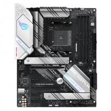 Mainboard ASUS AMD B550 SAM4 ATX 3xPCI-Express 3.0 1x 1xPCI-Express 3.0 4x 1xPCI-Express 4.0 16x 2xM.2 Memory DDR4 Memory slots 4 1xHDMI 1xDisplayPort 2xAudio-In 3xAudio-Out 2xUSB 2.0 1xUSB type C 5xUSB 3.2 1xOptical S/PDIF 1xRJ45 ROGSTRIXB550-AGAMING