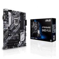 Mainboard|ASUS|Intel B460 Express|LGA1200|ATX|2xPCI|2xPCI-Express 3.0 1x|1xPCI-Express 3.0 16x|2xM.2|Memory DDR4|Memory slots 4|1x15pin D-sub|1xDVI|1xHDMI|2xUSB 2.0|4xUSB 3.2|1xPS/2|1xRJ45|3xAudio port|PRIMEB460-PLUS