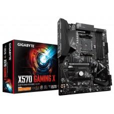 Mainboard GIGABYTE AMD X570 SAM4 ATX 3xPCI-Express 1x 2xPCI-Express 16x 2xM.2 Memory DDR4 Memory slots 4 1xHDMI 2xUSB 2.0 4xUSB 3.2 2xPS/2 1xRJ45 3xAudio port X570GAMINGXV1.1