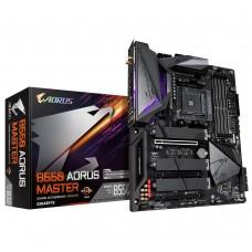 Mainboard|GIGABYTE|AMD B550|SAM4|ATX|3xPCI-Express 16x|3xM.2|Memory DDR4|Memory slots 4|1xHDMI|6xUSB 2.0|1xUSB type C|5xUSB 3.2|1xOptical S/PDIF|1xRJ45|5xAudio port|B550AORUSMASTER