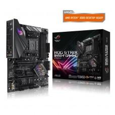 Mainboard|ASUS|AMD B450|SAM4|ATX|3xPCI-Express 2.0 1x|1xPCI-Express 2.0 16x|3xPCI-Express 3.0 16x|2xM.2|Memory DDR4|Memory slots 4|1xHDMI|1xDisplayPort|2xUSB 2.0|6xUSB 3.1|1xPS/2|1xOptical S/PDIF|1xRJ45|5xAudio port|ROGSTRIXB450-FGAMING