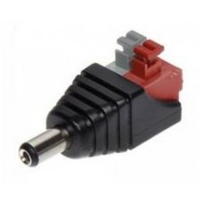 POWER CONNECTOR PLUG-CLIP/WTYKDCSZYBKO GENWAY