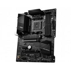 Mainboard MSI AMD B550 SAM4 ATX 2xPCI-Express 3.0 1x 1xPCI-Express 3.0 4x 2xM.2 1xPCI-Express 4.0 16x Memory DDR4 Memory slots 4 1xDisplayPort 2xAudio-In 4xAudio-Out 4xUSB 2.0 1xUSB type C 3xUSB 3.2 1xPS/2 1xRJ45 B550-APRO