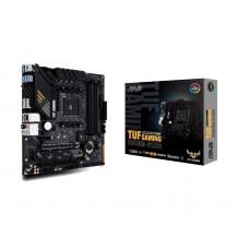 Mainboard ASUS AMD B550 SAM4 MicroATX 1xPCI-Express 3.0 1x 1xPCI-Express 3.0 16x 2xM.2 1xPCI-Express 4.0 16x Memory DDR4 Memory slots 4 1xHDMI 1xDisplayPort 2xUSB 2.0 1xUSB type C 5xUSB 3.2 1xPS/2 1xOptical S/PDIF 1xRJ45 5xAudio port TUFGAMINGB550M-PLUS
