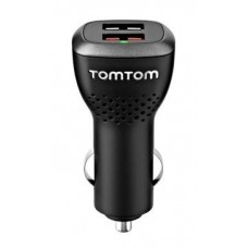 CAR GPS ACC CAR CHARGER DUAL/9UUC.001.22 TOMTOM