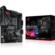 Mainboard|ASUS|AMD B450|SAM4|ATX|1xPCI-Express 2.0 4x|1xPCI-Express 3.0 4x|2xPCI-Express 3.0 16x|2xM.2|Memory DDR4|Memory slots 4|1xHDMI|1xDisplayPort|2xAudio-In|3xAudio-Out|2xUSB 2.0|1xUSB type C|5xUSB 3.2|1xPS/2|1xOptical S/PDIF|1xRJ45|ROGSTRIXB450FGAMI