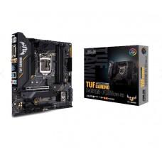 Mainboard|ASUS|Intel B460 Express|LGA1200|MicroATX|1xPCI-Express 3.0 1x|2xPCI-Express 3.0 16x|2xM.2|Memory DDR4|Memory slots 4|1xDVI|1xHDMI|1xDisplayPort|2xUSB 2.0|4xUSB 3.2|1xRJ45|3xAudio port|TUFGAMB460M-PLUS(WI-FI)