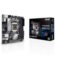 Mainboard|ASUS|Intel B460 Express|LGA1200|MiniITX|1xPCI-Express 3.0 16x|1xM.2|Memory DDR4|Memory slots 2|1xHDMI|1xDisplayPort|2xAudio-In|1xAudio-Out|2xUSB 2.0|4xUSB 3.2|1xPS/2|1xRJ45|PRIMEB460I-PLUS