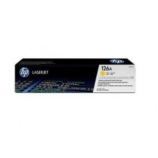 TONER YELLOW 126A /LJCP1025 1K/CE312A HP