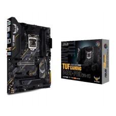 Mainboard ASUS Intel B460 Express LGA1200 ATX 3xPCI-Express 3.0 1x 2xPCI-Express 3.0 16x 2xM.2 Memory DDR4 Memory slots 4 1xHDMI 1xDisplayPort 6xUSB 3.2 1xPS/2 1xRJ45 3xAudio port TUFGAMB460-PRO(WI-FI)