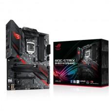 Mainboard ASUS Intel B460 Express LGA1200 ATX 3xPCI-Express 3.0 1x 2xPCI-Express 3.0 16x 2xM.2 Memory DDR4 Memory slots 4 1xHDMI 1xDisplayPort 1xUSB type C 6xUSB 3.2 1xOptical S/PDIF 1xRJ45 5xAudio port ROGSTRIXB460-HGAMING