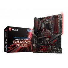 Mainboard MSI Intel Z390 Express LGA1151 ATX 4xPCI-Express 3.0 1x 2xPCI-Express 3.0 16x 2xM.2 Memory DDR4 Memory slots 4 1xDVI 1xHDMI 2xUSB 2.0 3xUSB 3.1 1xUSB type C 1xPS/2 1xRJ45 6xAudio port Z390GAMINGPLUS