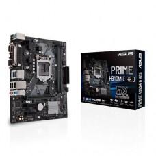 Mainboard|ASUS|Intel H310 Express|LGA1151|MicroATX|2xPCI-Express 2.0 1x|1xPCI-Express 3.0 16x|1xM.2|Memory DDR4|Memory slots 2|1x15pin D-sub|1xHDMI|1xAudio-In|1xAudio-Out|1xMicrophone|4xUSB 2.0|2xUSB 3.1|1xPS/2|1xRJ45|PRIMEH310M-DR2.0