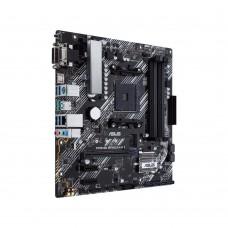Mainboard|ASUS|AMD B450|SAM4|MicroATX|2xPCI-Express 2.0 1x|1xPCI-Express 3.0 16x|1xM.2|Memory DDR4|Memory slots 4|1x15pin D-sub|1xDVI|1xHDMI|2xAudio-In|1xAudio-Out|6xUSB 3.2|1xPS/2|1xRJ45|PRIMEB450M-AII