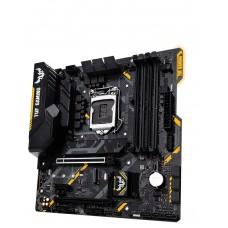 Mainboard|ASUS|Intel B365 Express|MicroATX|1xPCI-Express 3.0 1x|1xPCI-Express 3.0 4x|1xPCI-Express 3.0 16x|2xM.2|Memory DDR4|Memory slots 4|1xDVI|1xHDMI|1xDisplayPort|2xAudio-In|1xAudio-Out|2xUSB 2.0|4xUSB 3.2|1xPS/2|1xRJ45|TUFB365M-PLUSGAMING