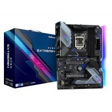 Mainboard ASROCK Intel Z490 Express LGA1200 ATX 3xPCI-Express 3.0 1x 2xPCI-Express 3.0 16x 2xM.2 Memory DDR4 Memory slots 4 1xHDMI 1xDisplayPort 2xUSB 2.0 1xUSB type C 3xUSB 3.2 1xPS/2 1xOptical S/PDIF 1xRJ45 5xAudio port Z490EXTREME4